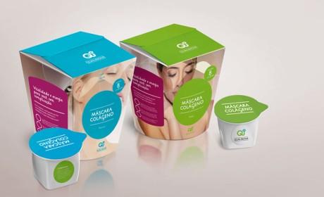 睫毛膏包装盒设计