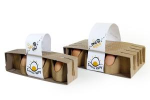 Sunrise Valley 创意鸡蛋包装设计