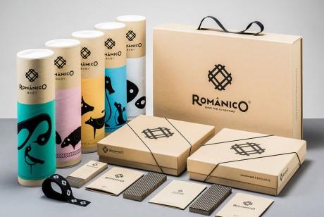手工刺绣产品包装设计