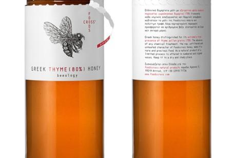 一款高品质蜂蜜产品包装设计