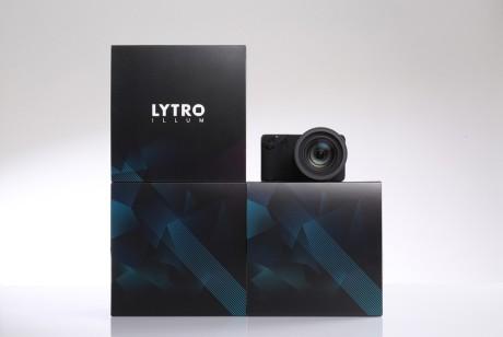 相机包装设计,LYTRO ILLUM 品牌荣获达林奖