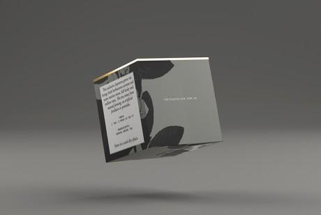 The Tea Atelier茶包装设计