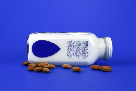 Amilk杏仁奶品牌包装设计