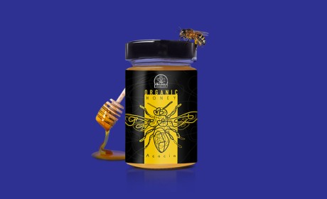 The Tree品牌蜂蜜包装设计