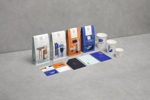 """画着""""救赎""""的英国咖啡品牌包装设计"""