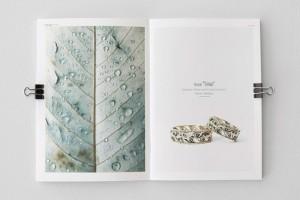 珠宝品牌婚戒目录画册设计怎样推陈出新创作好的作品