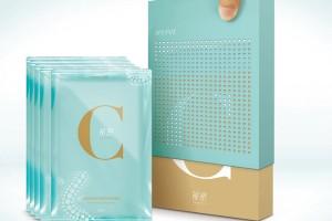 面膜包装设计起到吸引消费者眼球效果