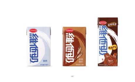 好的饮料包装设计从视觉上成功了一大半