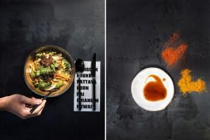 餐饮VI设计有助于促进品牌识别度