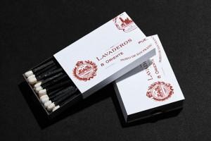 酒吧VI设计墨西哥Lavaderos品牌形象设计欣赏