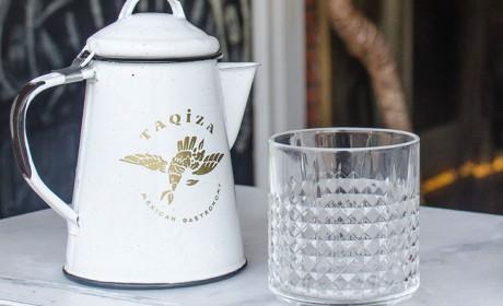 餐馆VI形象设计,Taqiza墨西哥品牌案例欣赏
