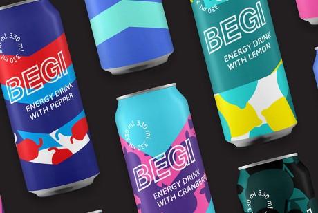 功能饮料包装设计如何别具一格