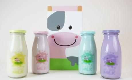 儿童牛奶包装设计应当留意什么?