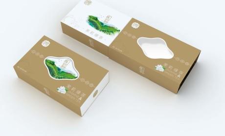 瑞时康花茶包装设计欣赏