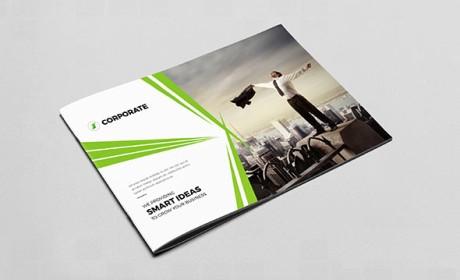 设计师是如何设计商业形象画册的