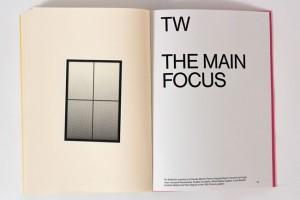 Swiss苏黎世美术馆藏品画册设计欣赏