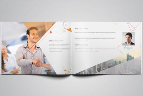 深圳企业画册设计之封面设计