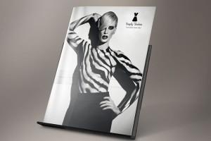 ROCK design时尚画册模版设计分享