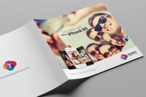 TEMPEY数码产品目录画册设计
