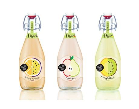 进行果汁饮料包装设计的时候需要考究的细节