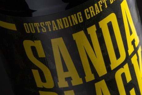 英国Fyne Ales Sanda IPA品牌啤酒包装设计欣赏
