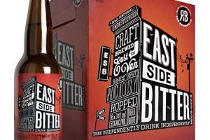 加拿大East Side Bitter啤酒包装设计欣赏