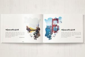 高端画册设计越来越受到人们的欢迎