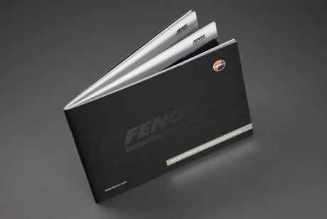 FENOX汽车零件画册设计欣赏