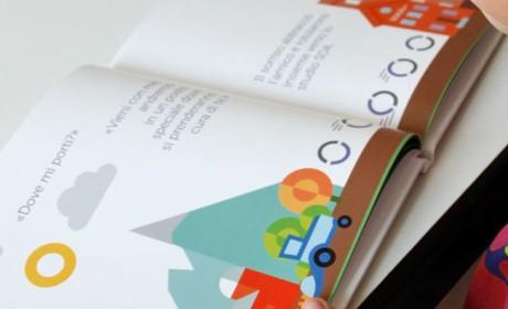 意大利SOA儿童口腔画册设计欣赏