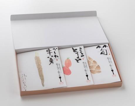 一起开看看日本的这款有趣的大米礼品包装设计