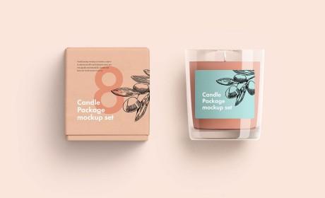 深圳蜡烛包装设计体现独特的气质