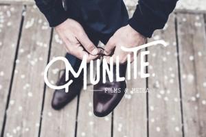 Munlite婚纱摄影公司品牌形象VI设计