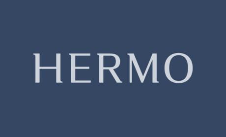 HERMO品牌男装品牌形象VI设计