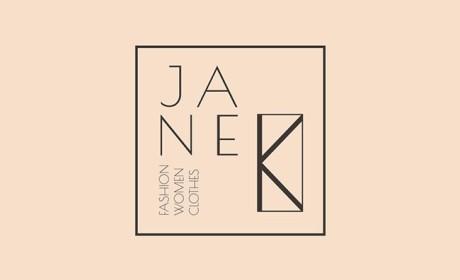 Jane K时尚女装品牌形象VI设计