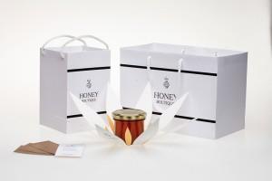 蜂蜜包装设计带来更多的价值