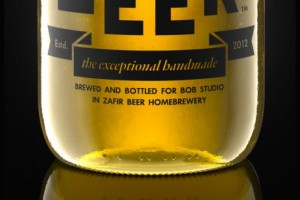 希腊Bob Studio原创啤酒包装设计