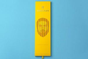 Perelman品牌铅笔包装设计