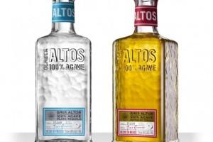 英国Coley Porter Bell设计机构为Olmeca Altos做的洋酒包装设计