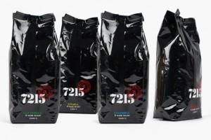 优质有机咖啡包装设计