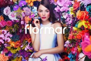 Flormar化妆品零售品牌新版形象设计丨化妆品VI设计对消费者的影响