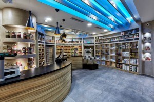 KARPOS坚果专卖店空间设计欣赏