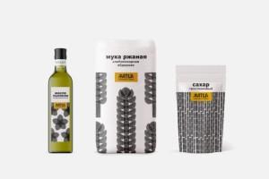 Zhatva 系列农产品包装设计