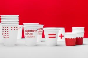 Eighthirty烘焙咖啡品牌包装设计