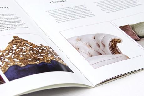 如何打造精美家具宣传册设计?Skills家具画册设计