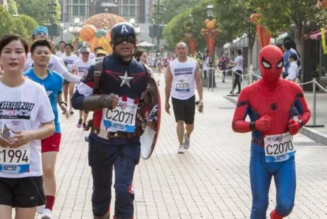 香港迪士尼乐园漫威超级英雄潜能大爆发