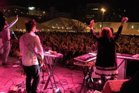巨型音乐节Treefort已经成为一个美国城市的品牌