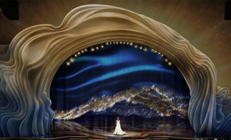 第91届美国奥斯卡金像奖颁奖礼舞美设计撞上川普发型!