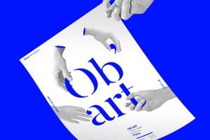 海报设计公司的设计技巧和方法是什么?一起来看看OB'ART品牌海报设计