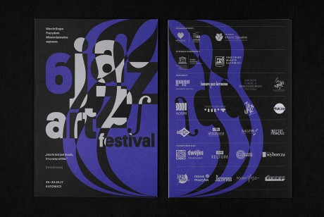 Marcin Krupa爵士乐艺术节市长邀请函