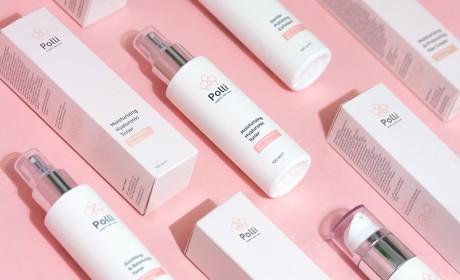 Polli Organics 品牌识别和包装设计
